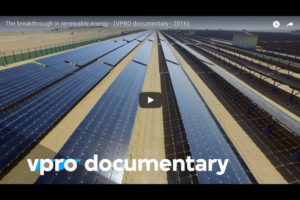 "Dutch TV documentary: ""Breakthrough of renewables"""