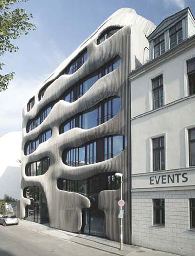 WAM Berlin Building