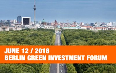 BERLIN GREEN INVESTMENT FORUM – JUNE 12