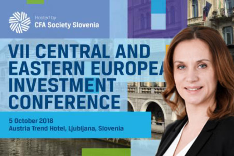Marina Shestakova will speak at CFA CEE Conference in October on ESG panel